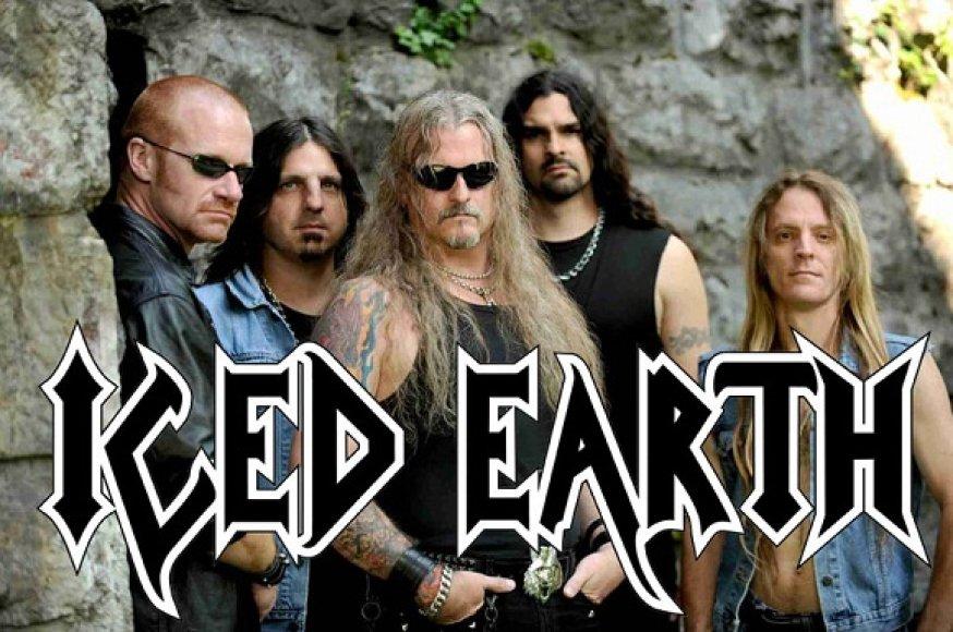 """""""Iced Earth"""""""