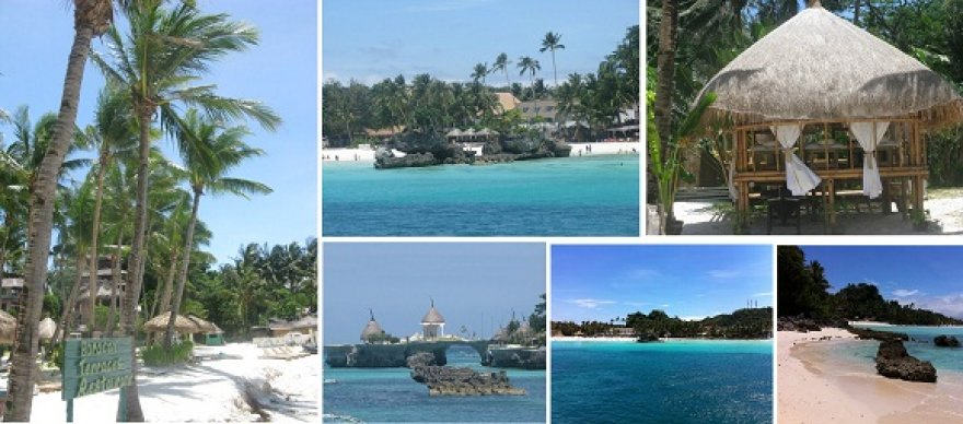 Boracay sala Filipinuose