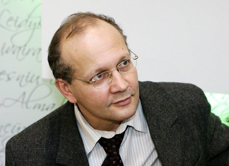 Psichologas Olegas Lapinas