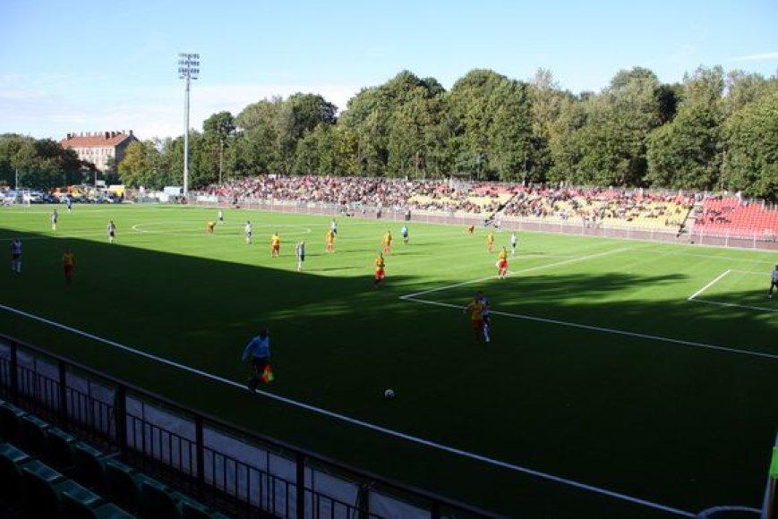 LFF stadonas Vilniuje