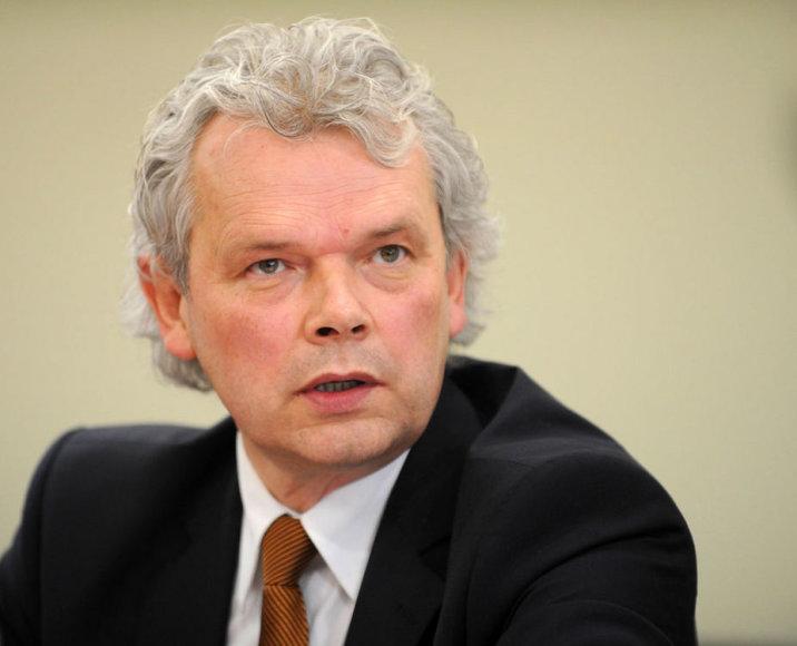 KKSD direktorius Klemensas Rimšelis