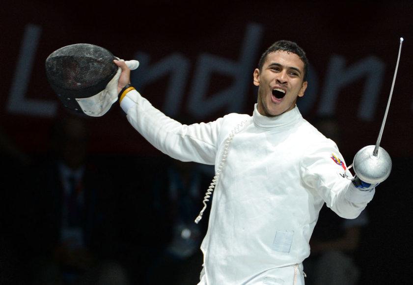 Olimpinis čempionas Rubenas Limardo