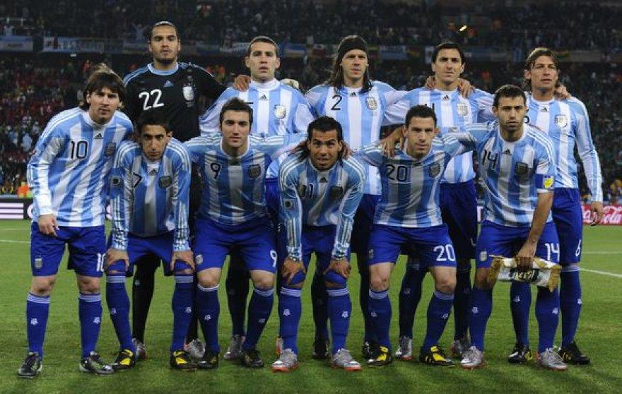 Argentinos rinktinė