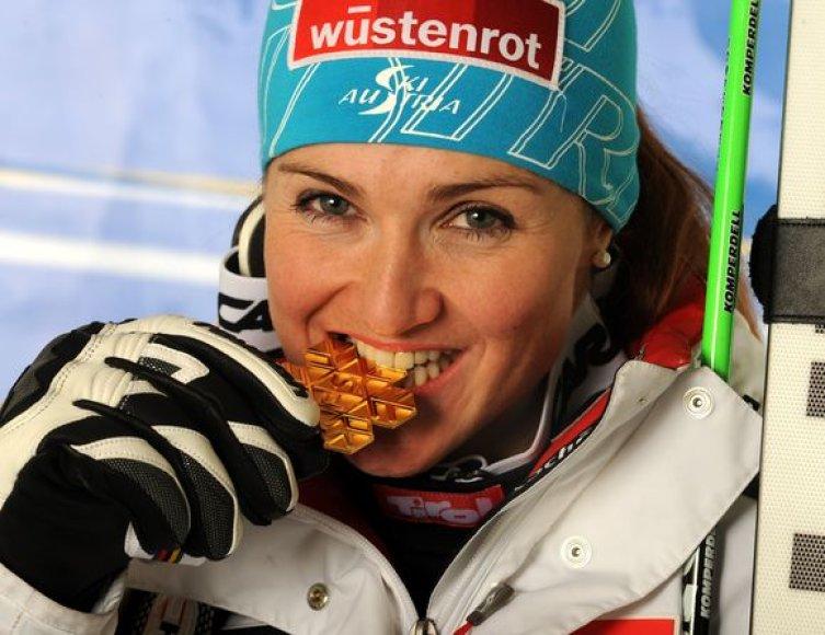 Čempionė Elisabeth Goergl