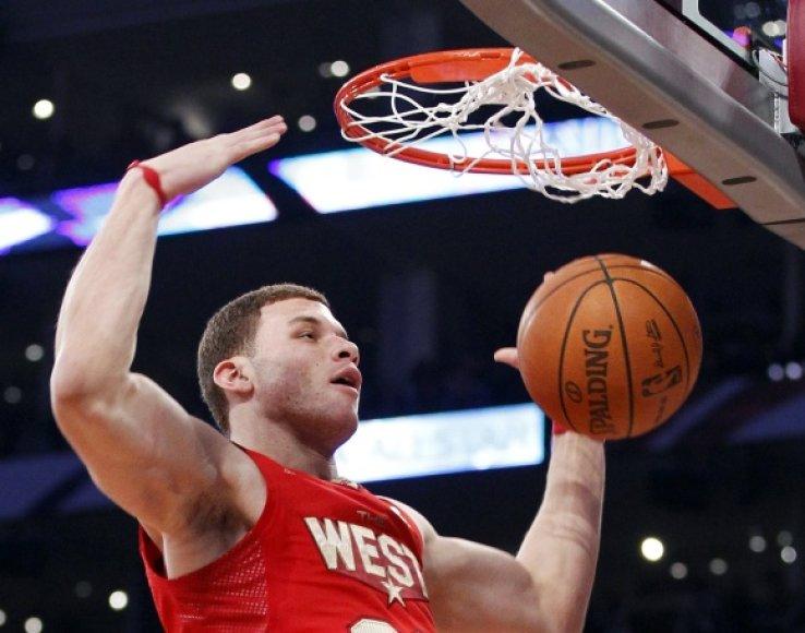 Yra NBA krepšininkų, kurių nedomina galimybė persikelti į Europą. Tarp jų ir Blake'as Griffinas