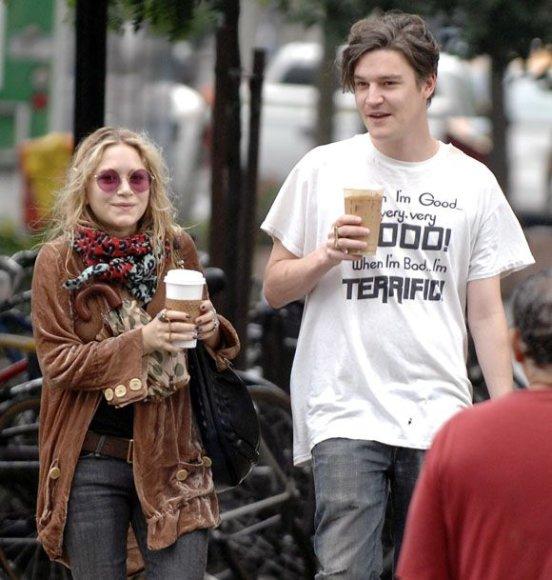 Mary-Kate Olsen su Nate'u Lowmanu