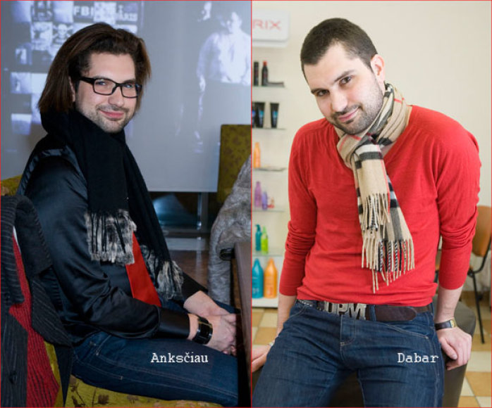 Maksimas Tarelkinas anksčiau ir dabar