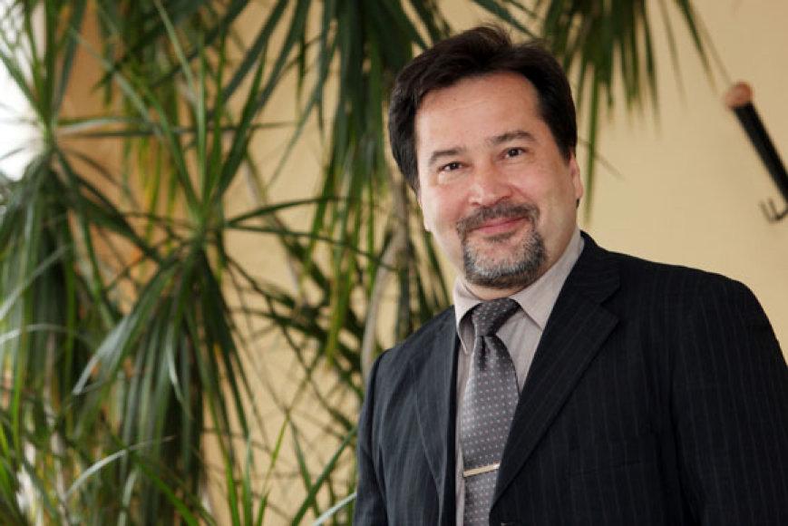 endokrinologas Gintautas Kazanavičius