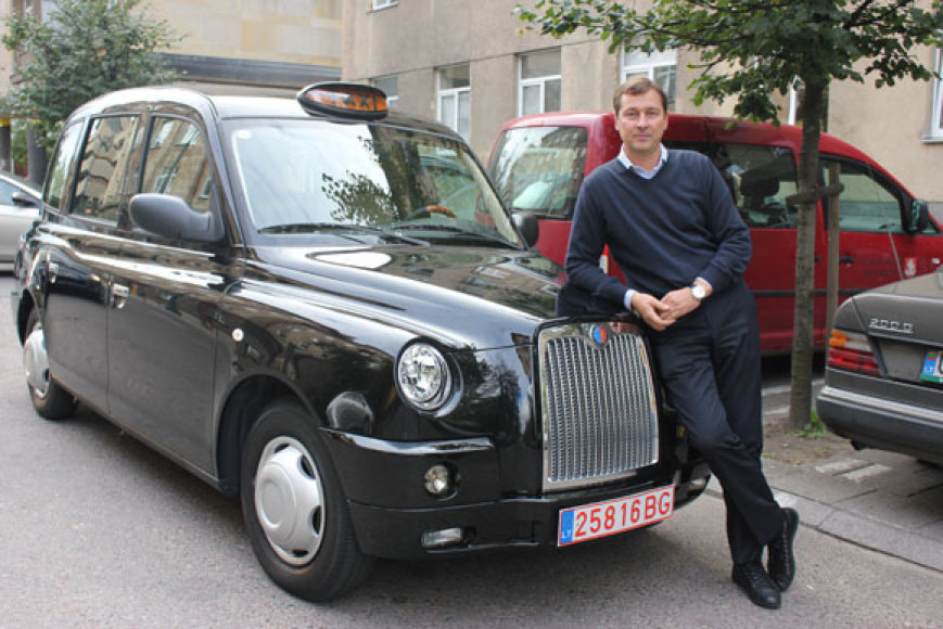 Artūro Zuoko taksi