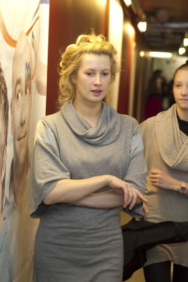 Renata Voitechovskaja be grimo