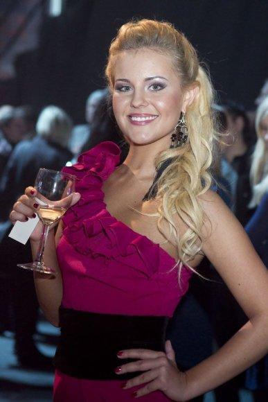 Indrė Burlinskaitė