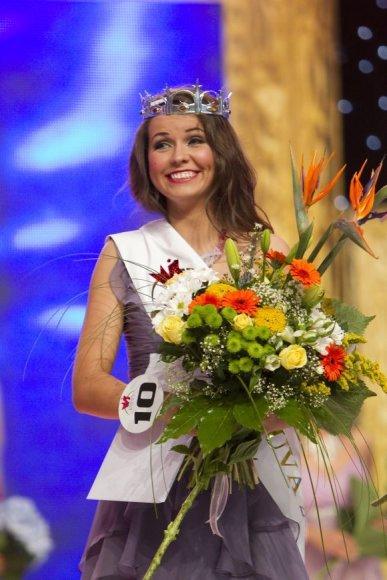 Mis Lietuva 2011 Ieva Gervinskaitė