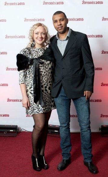 Beata Wilkin ir Gleysonas Barbosa