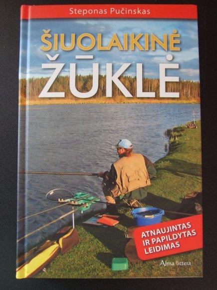 S.Pučinsko teigimu, iš ankstenio leidimo autorius paliko tik stuburą, - tai, kas žvejų yra visuotinai priimta ir patvirtinta