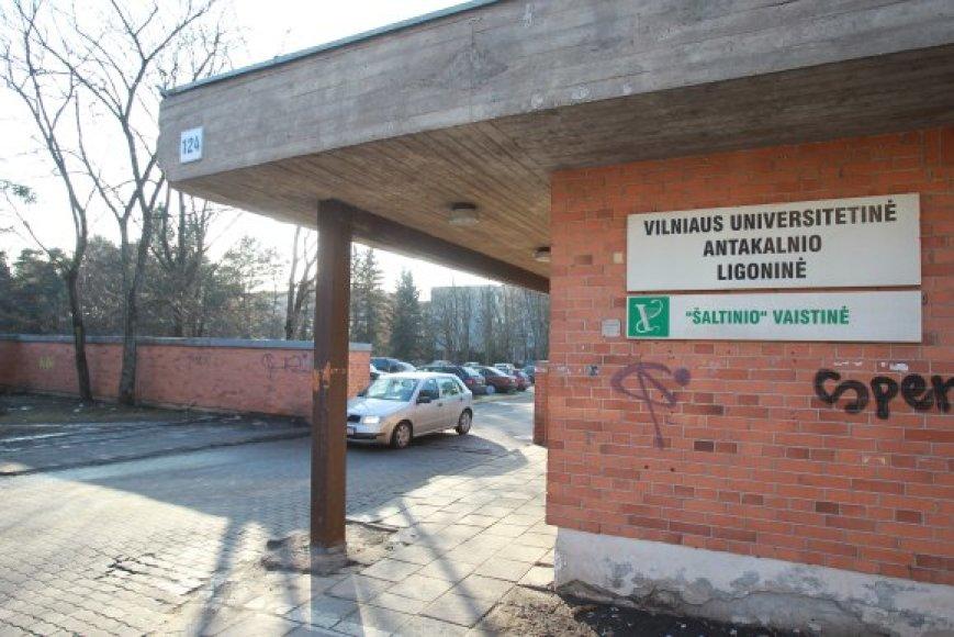 Vilniaus universitetinė Antakalnio ligoninė
