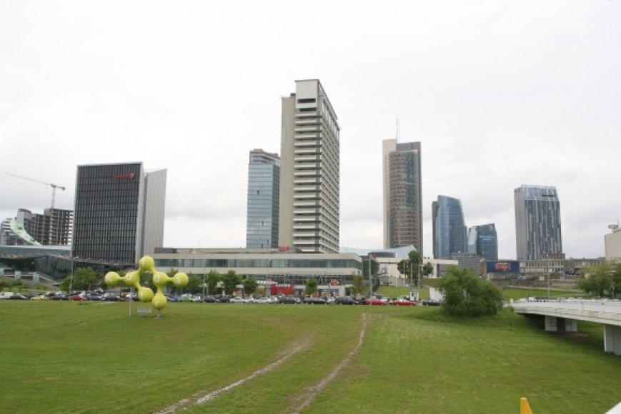 Dangoraižiai dešiniajame Neries krante – sėkmingai įgyvendintas 2002–2010 metų strateginio plano projektas.