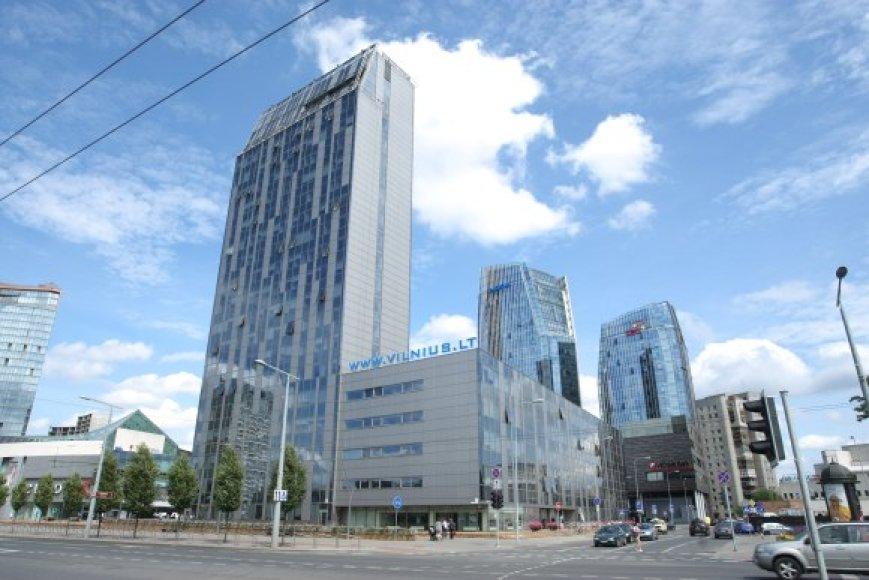 Vilniaus valdžios dangoraižyje prasideda reorganizacija.