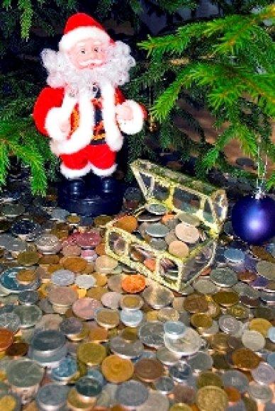 Kalėdos Vilniaus savivaldybės darbuotojams nebus turtingesnės.