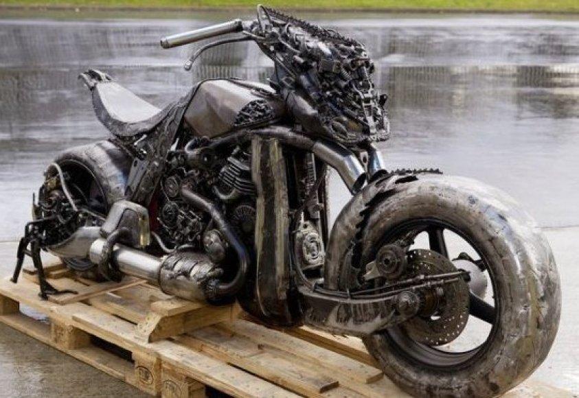 """""""RoboSteel Superbike"""""""