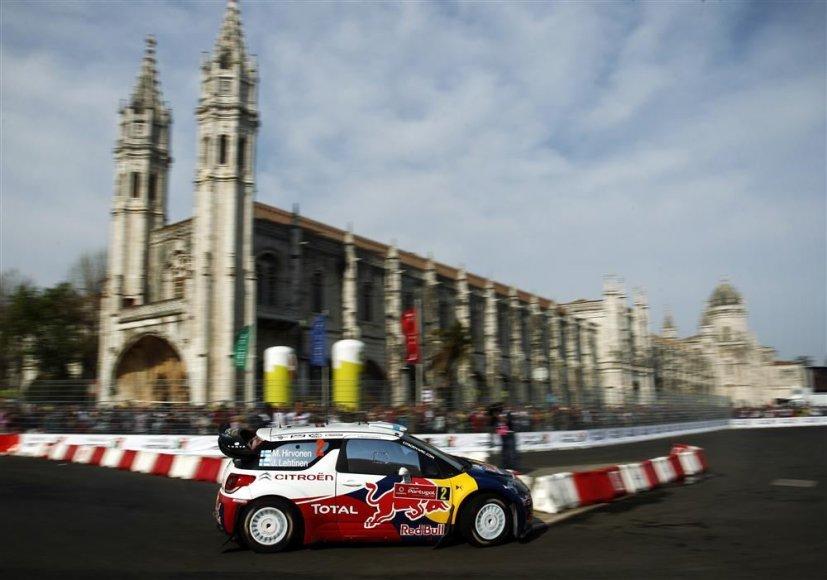 WRC Portugalijos ralis