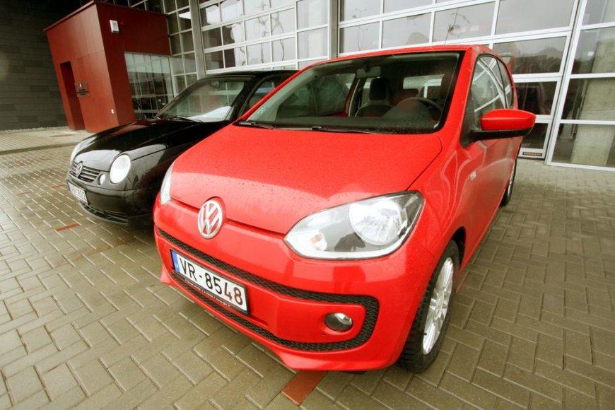 """""""Volkswagen Up!"""""""