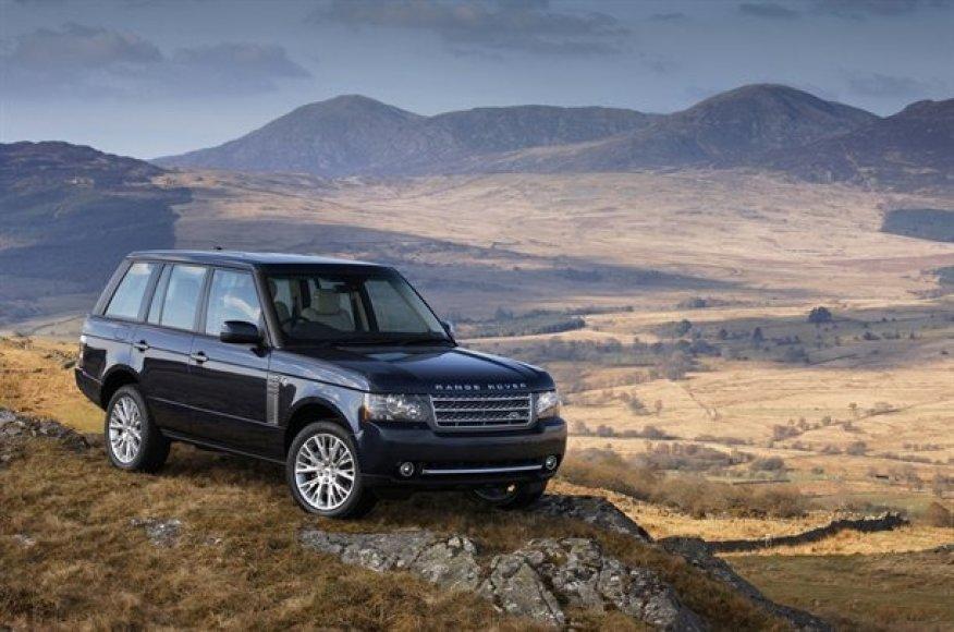 """""""Range Rover"""""""