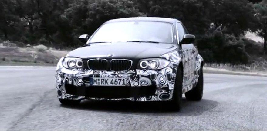 """BMW1 klasės """"M"""""""