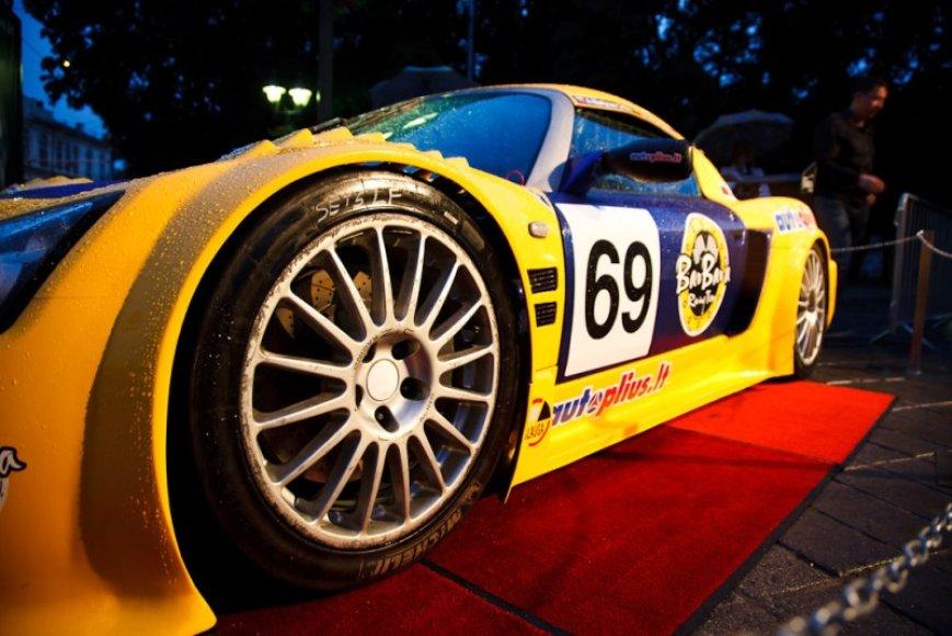 """BarBar'a Racing Team Lotus 116"""