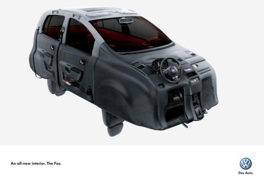 """""""VW Fox"""" reklama"""