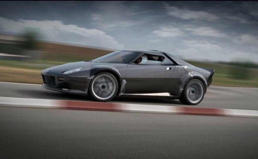 """Lancia Stratos"" – legenda grįžta!"