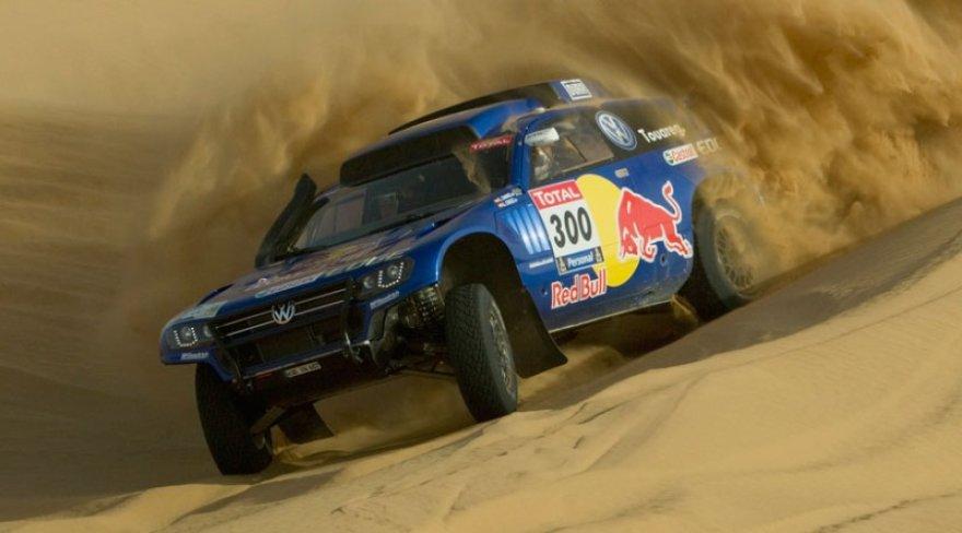 """""""Volkswagen Race Touareg 3"""" pasiruošęs Dakaro raliui"""