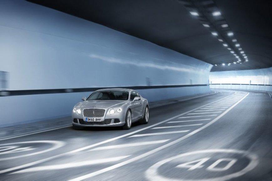 """Bentley"" pristato atnaujintą ""Continental GT"""