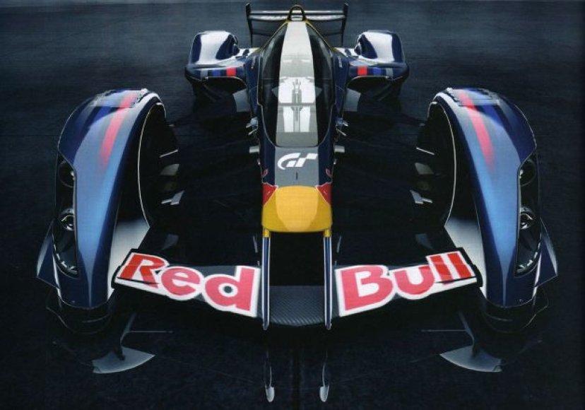 """Red Bull X1"" prototipas"