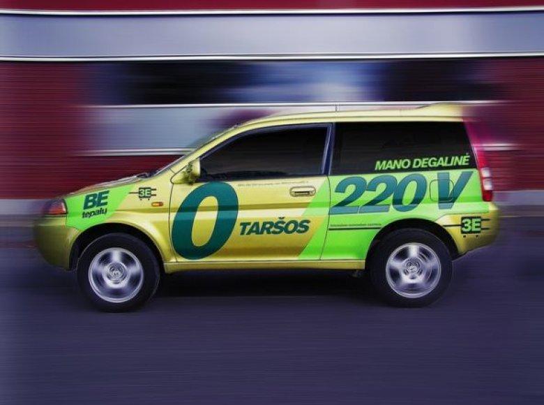 Elektromobiliai – vis dar utopinė idėja?