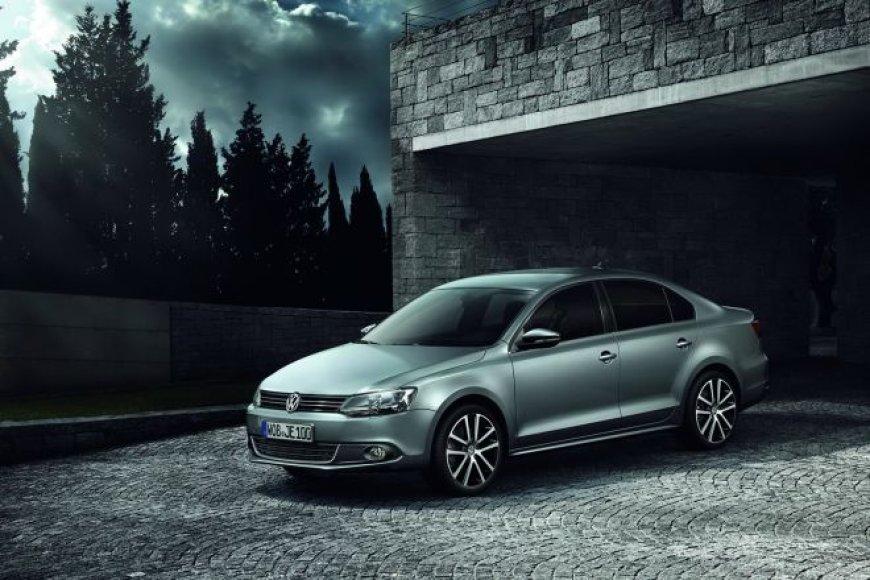 """Volkswagen Jetta"" debiutuoja Europoje"