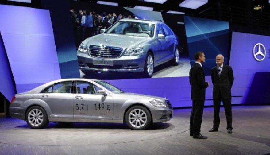 """Mercedes-Benz S 250 CDI BlueEFFICIENCY"""