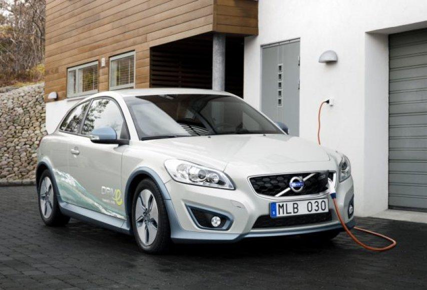 "Elektrinis ""Volvo C30 DRIVe"""