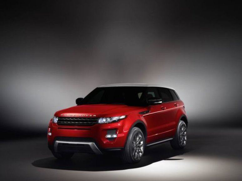 """Penkiaduris """"Range Rover Evoque"""""""