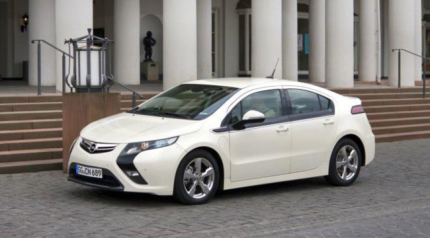 """""""Opel Ampera"""""""