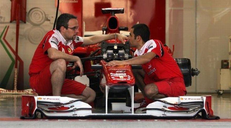 2011metų F-1 sezono reglamento pataisos