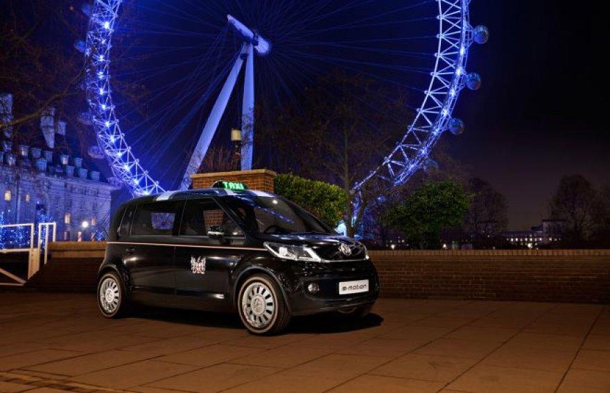 """Volkswagen London Taxi"" konceptas"