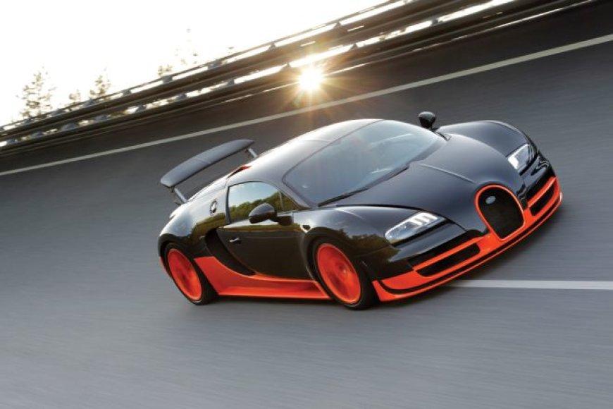 """Bugatti Veyron 16.4 Super Sport"""