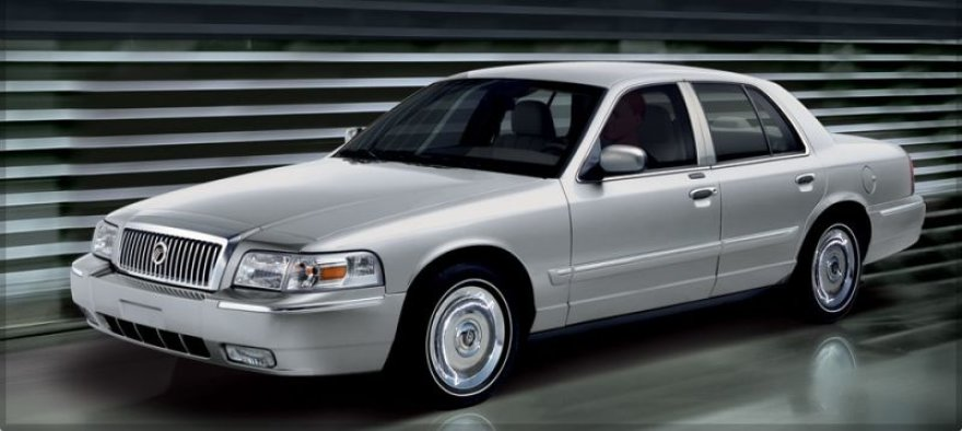 """Mercury Grand Marquis"""