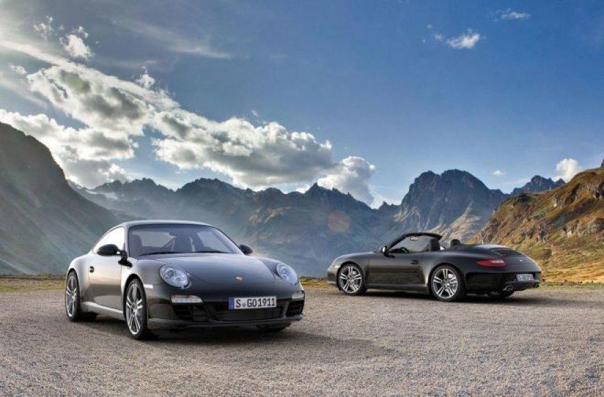 """Porsche 911 Black Edition"""