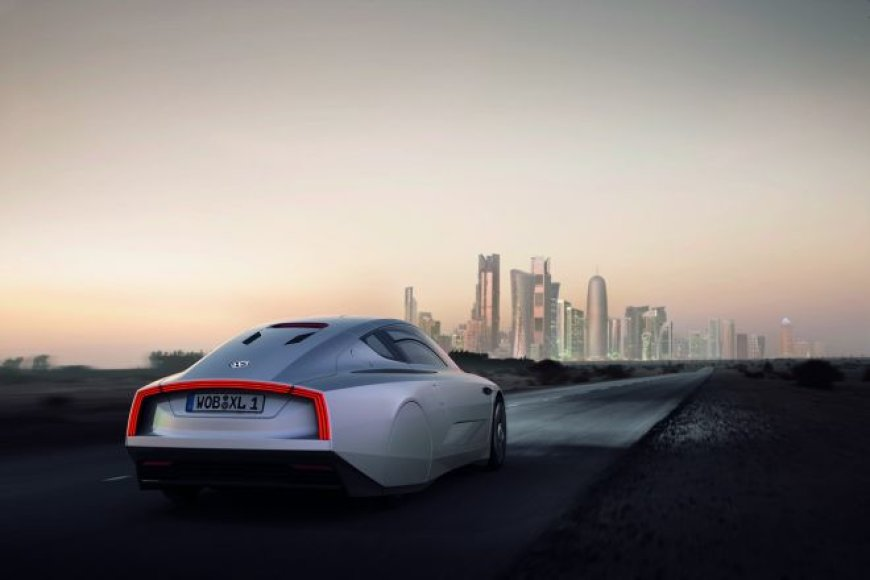 """Volkswagen Formula XL1"" – vieno litro koncepcija"