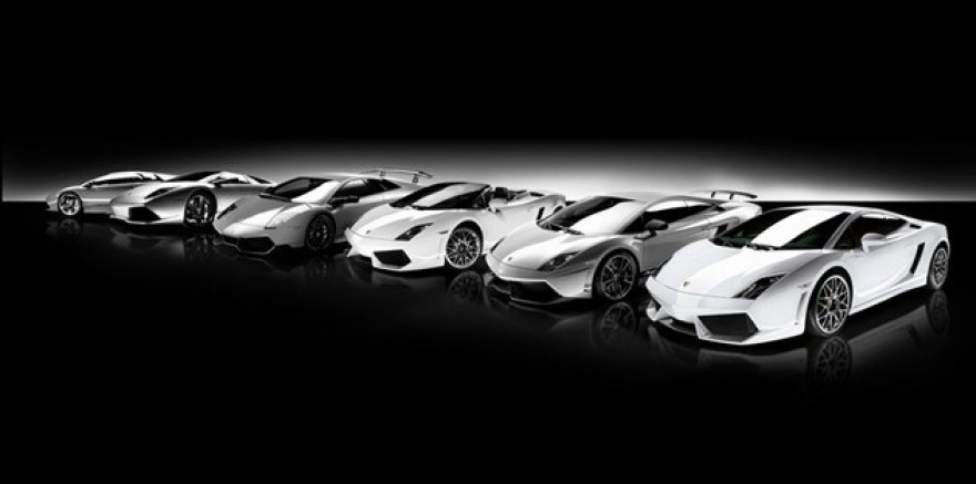 """""""Lamborghini"""" šeima"""