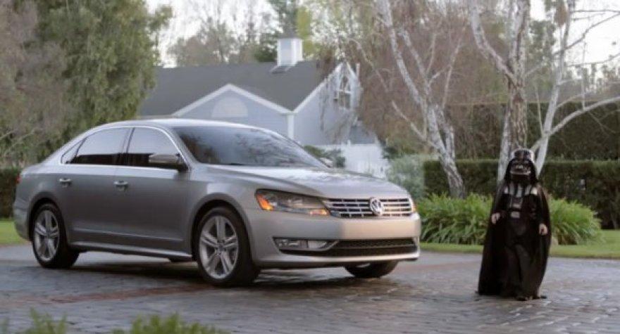 """""""Volkswagen Passat"""" reklama"""
