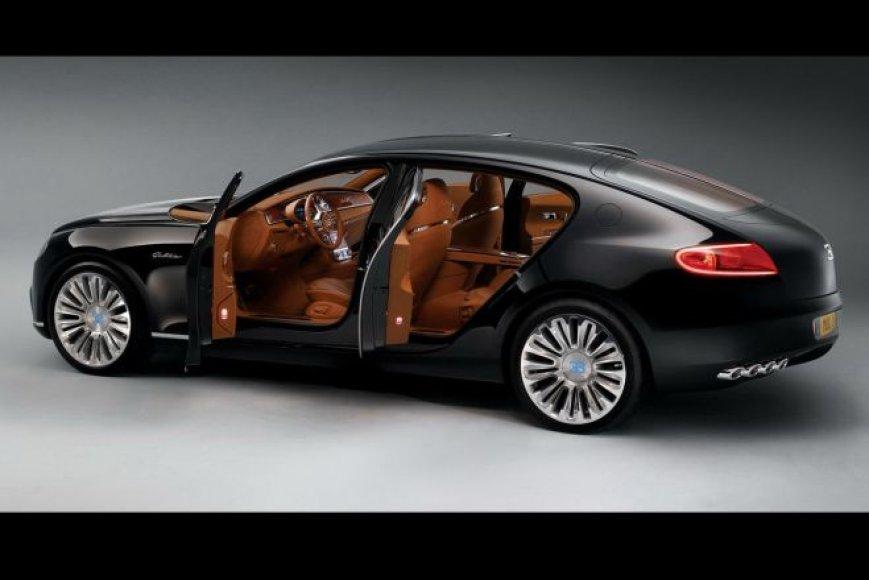 """""""Bugatti Galibier"""" – jis bus gaminamas!"""
