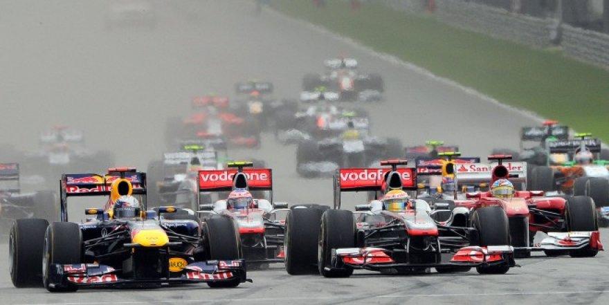"""""""Formulės-1"""" Malaizijos GP lenktynės"""