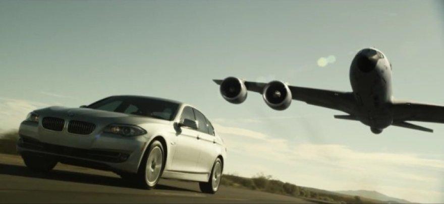5-os serijos BMW reklama